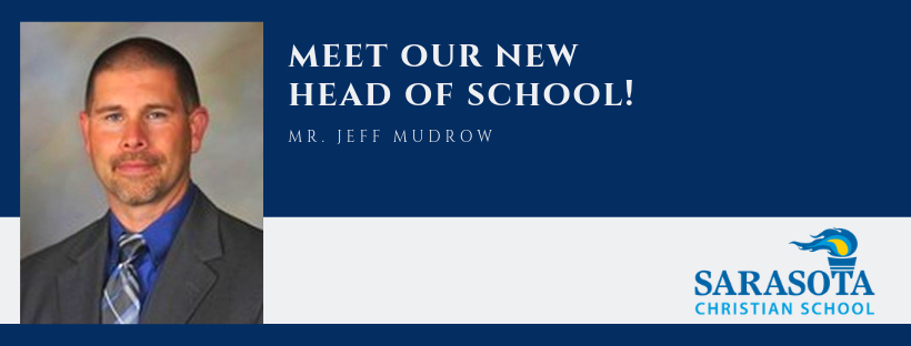 Meet Our New Head of School!